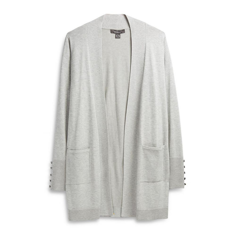 b928bbf9d7feb3 Grauer Cardigan | Cardigans | Pullover und Sweater | Damenmode | Kategorien  | Primark Österreich