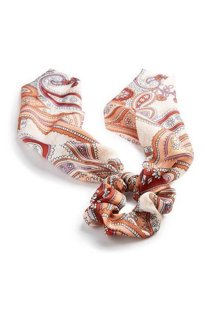 Pattern Scrunchie