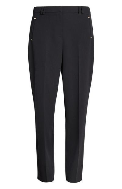 Black Formal Trouser