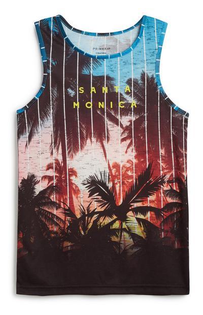 Older Boy Santa Monica Vest