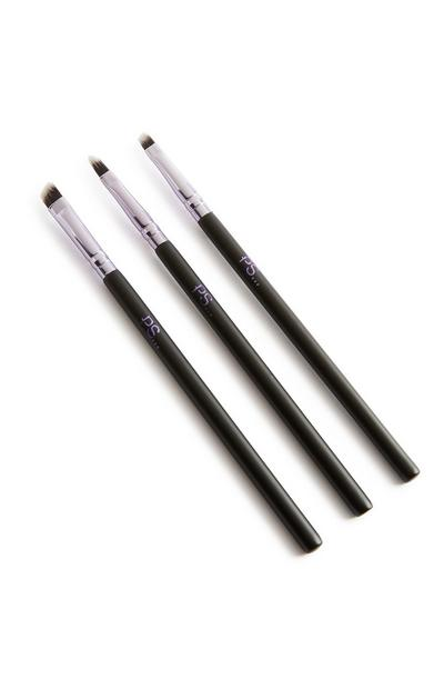 Lip Brush Kit 3Pk