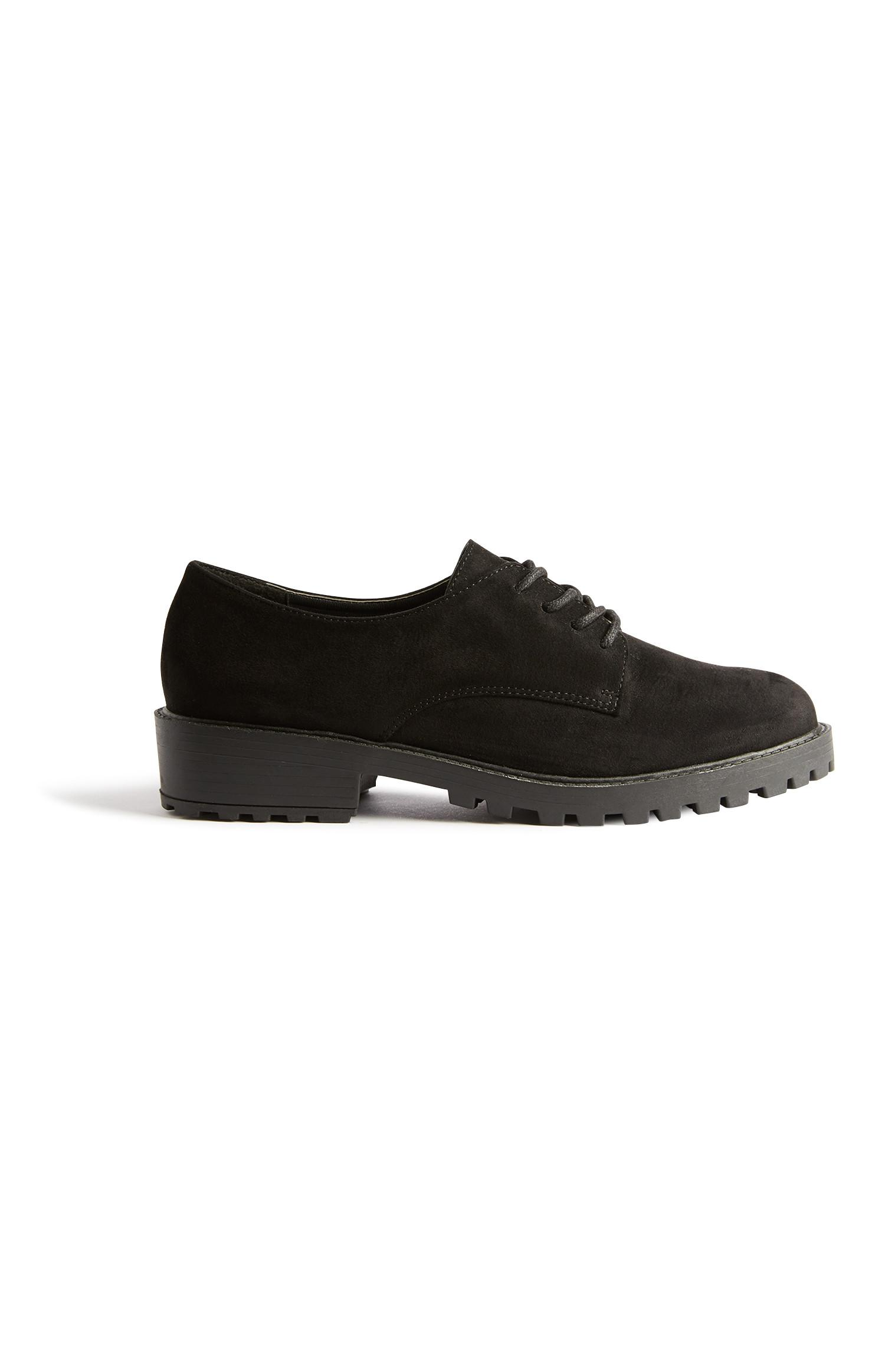 Black Cleated Shoe