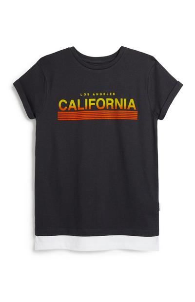 Older Boy California T-Shirt