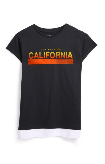 Older Boy California T-Shirt