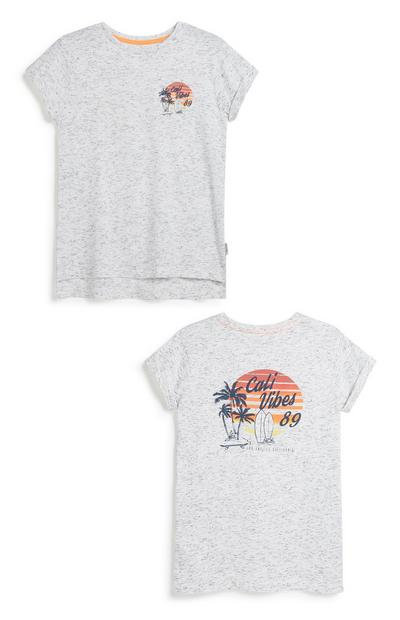 Older Boy Cali Surf T-Shirt