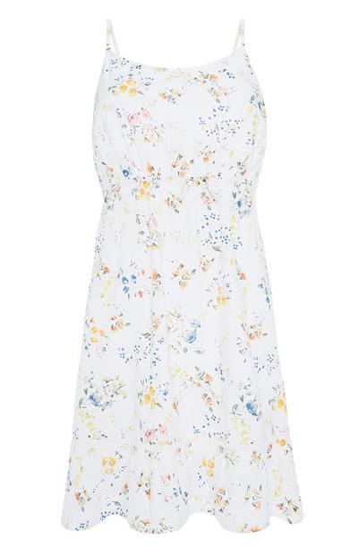 Floral Night Dress
