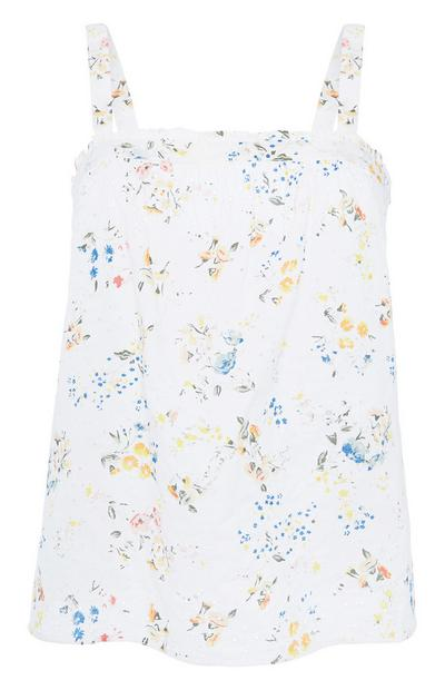 Floral Pyjama Cami