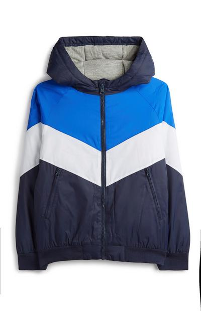 Older Boy Colour Block Jacket
