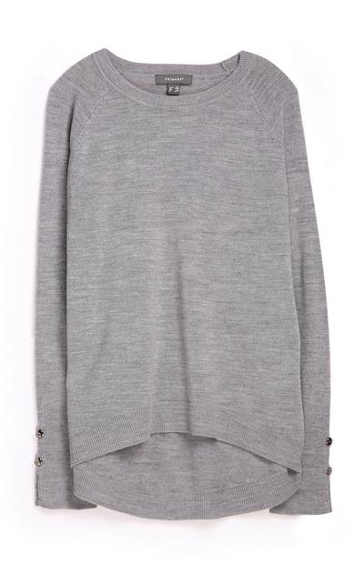 Grey Supersoft Jumper