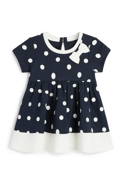 Baby Girl Polka Dot Dress
