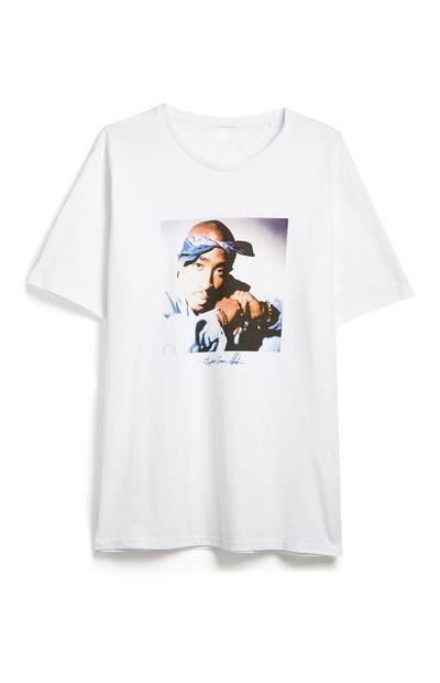 Tupac Photographic T-Shirt