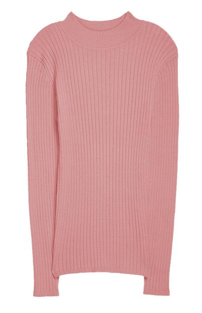 Pink Turtle Jumper