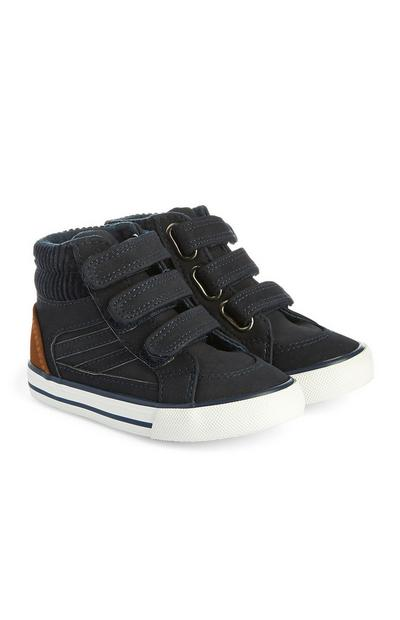 Younger Boy Velcro Trainers