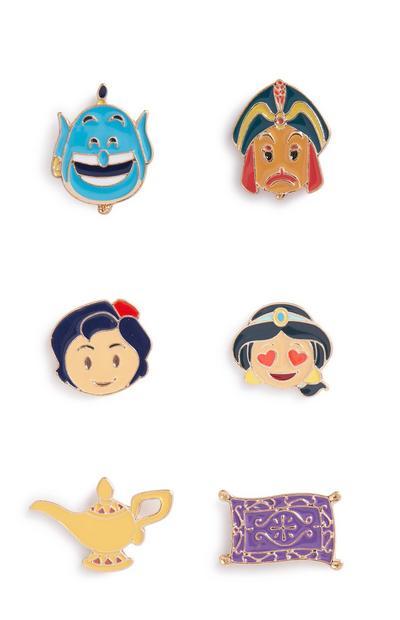 Aladdin Badge 6Pk