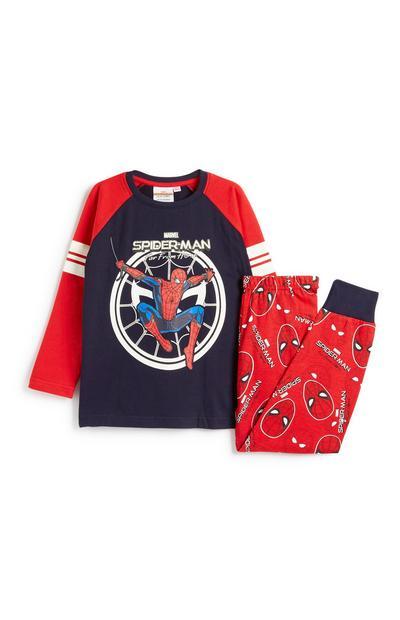 Spiderman Pyjama Set