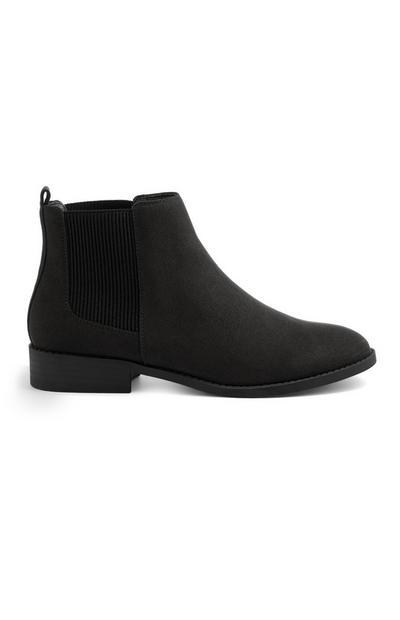 Black Chelsea Boot