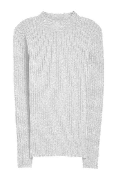 Light Grey Jumper