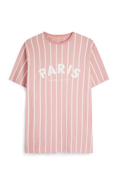 Pink Paris T-Shirt