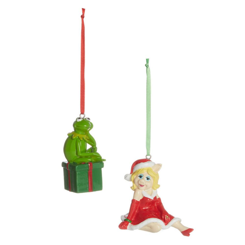 Christmas In Portugal 2019.Disney Christmas Decoration 2pk Seasonal Homeware