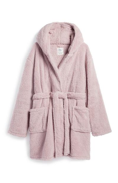 Pnk Dressing Gown