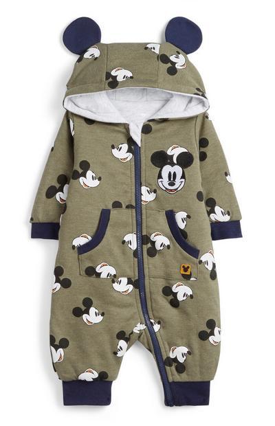 Newborn Mickey Mouse Bodysuit