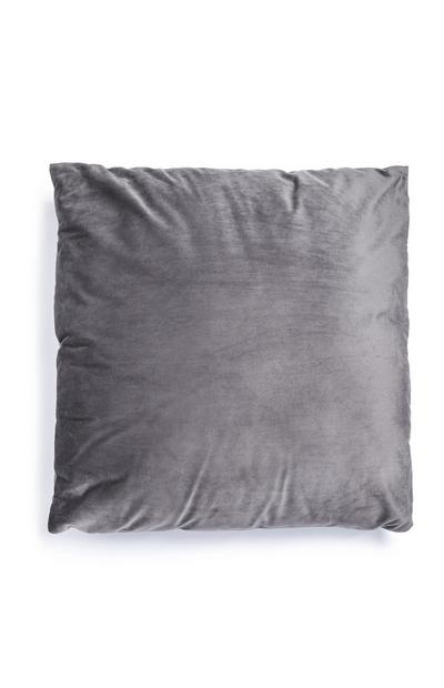 Large Charcoal Cushion