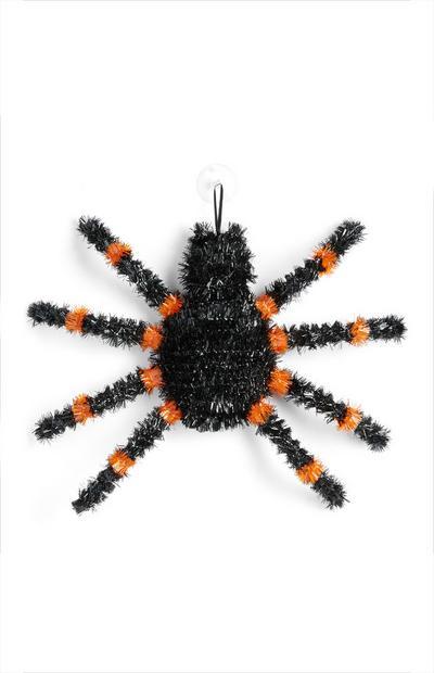 Halloween Tinsel Spider