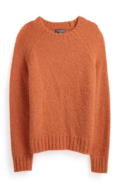Burnt Orange Jumper