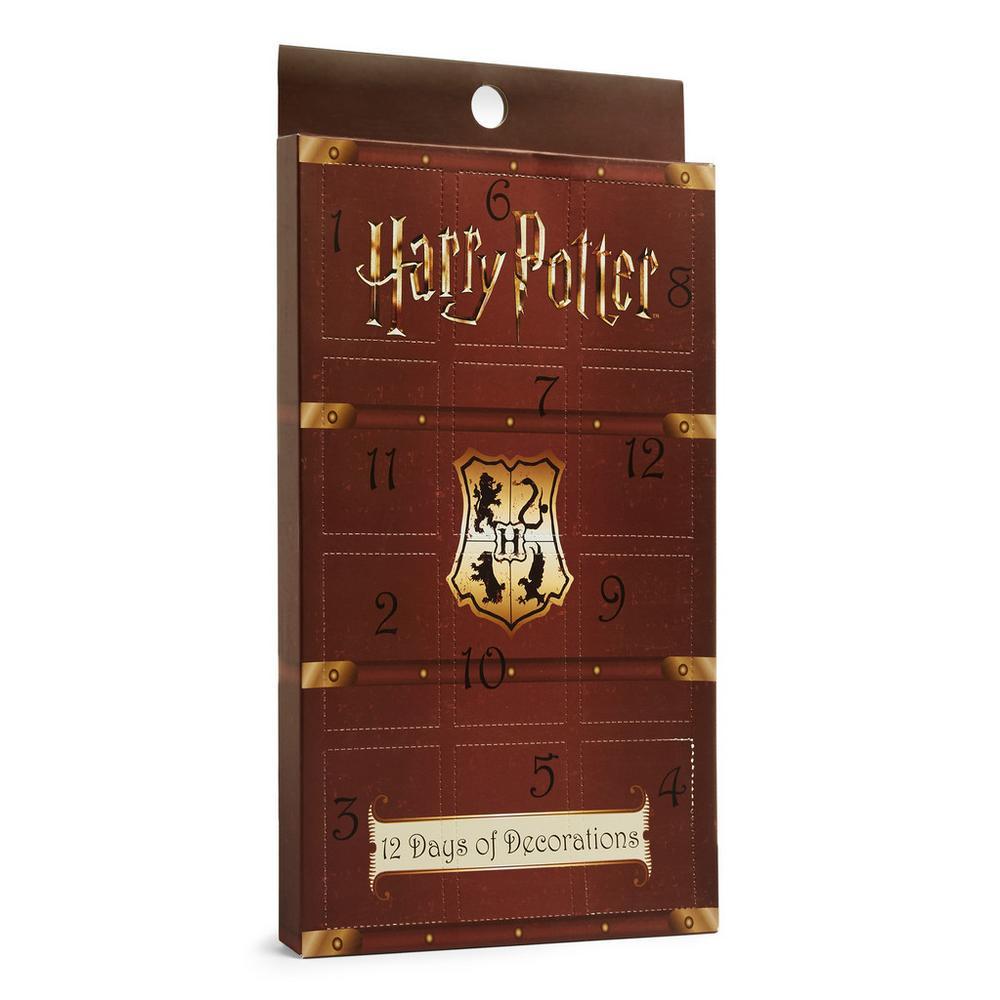 Calendrier De Lavent 2020 Ado Fille.Calendrier De L Avent Avec Decorations Harry Potter