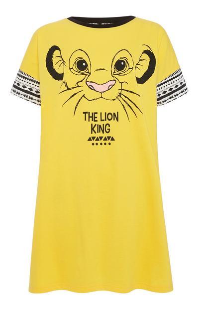 Lion King Simba Night Dress