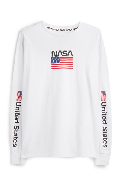NASA Long Sleeve Top