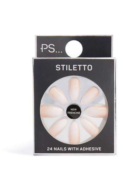 Stiletto False Nails