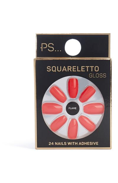 Square False Nails