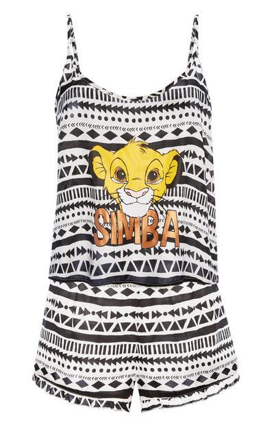 Lion King Pyjama Cami Set