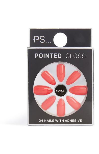 Gloss False Nails