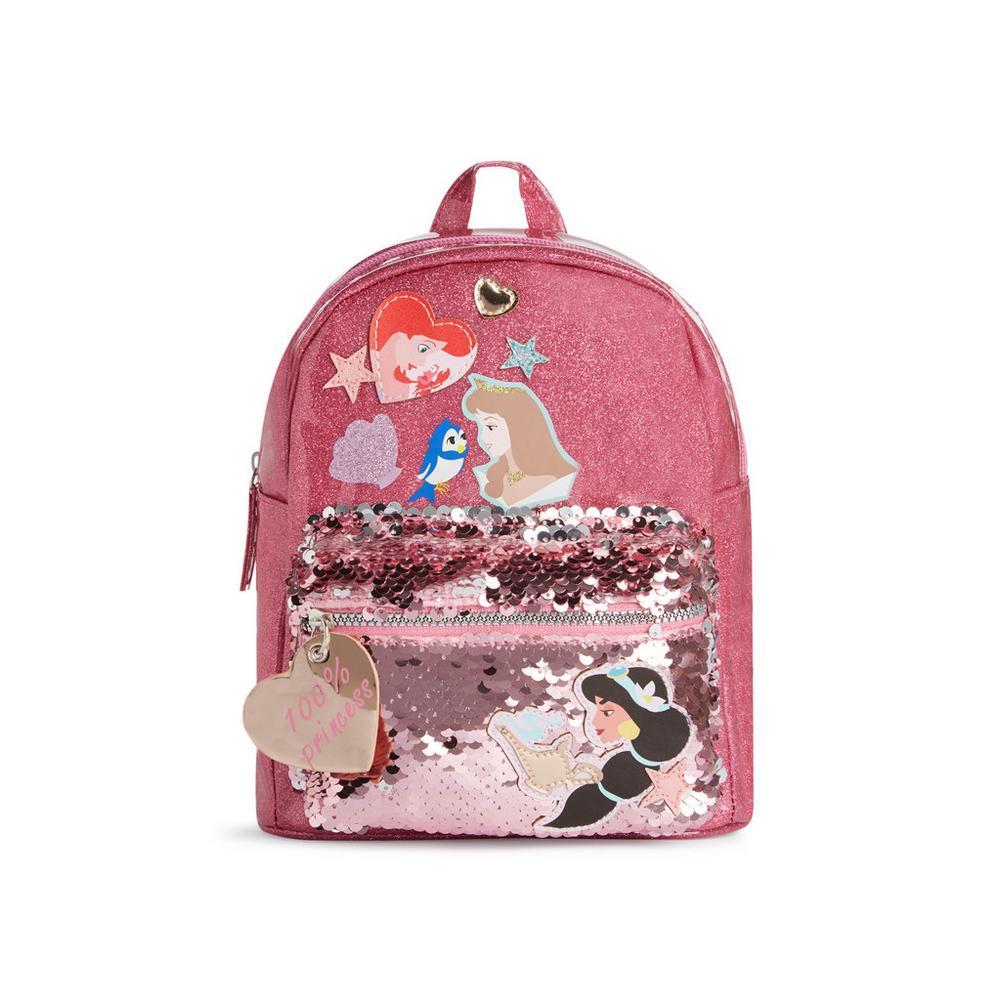 diseño popular forma elegante fecha de lanzamiento Mochila princesa cor-de-rosa   Acessórios   Criança ...