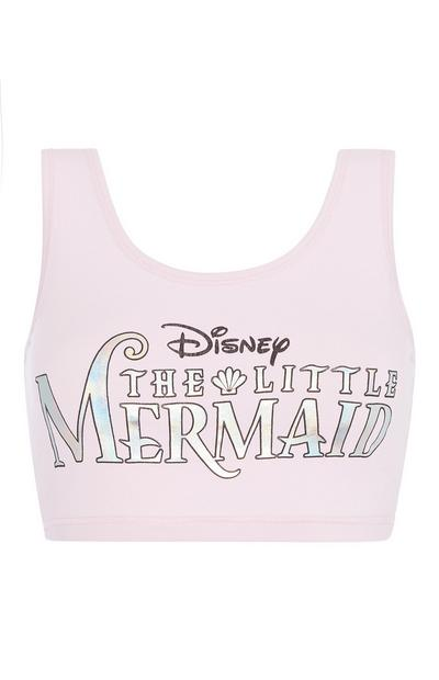 Little Mermaid Crop Top