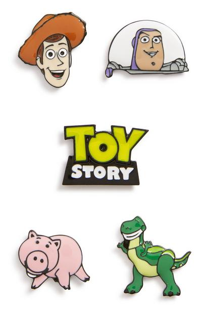 Toy Story Badge 5Pk