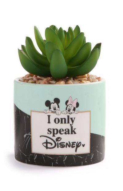 Disney Faux Plant