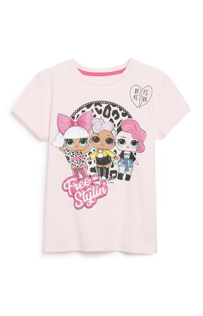 Younger Girl Lol Dolls T-Shirt