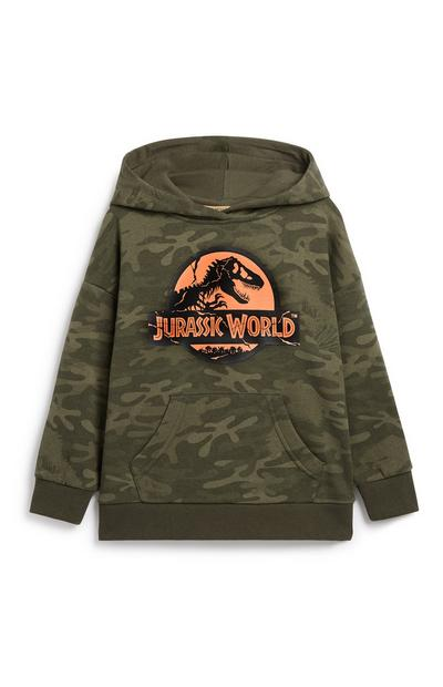 Younger Boy Jurassic World Hoodie