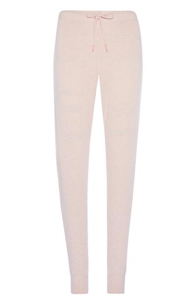 Pink Slim Supersoft Trousers