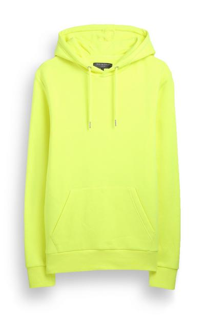 Neon Yellow Hoodie