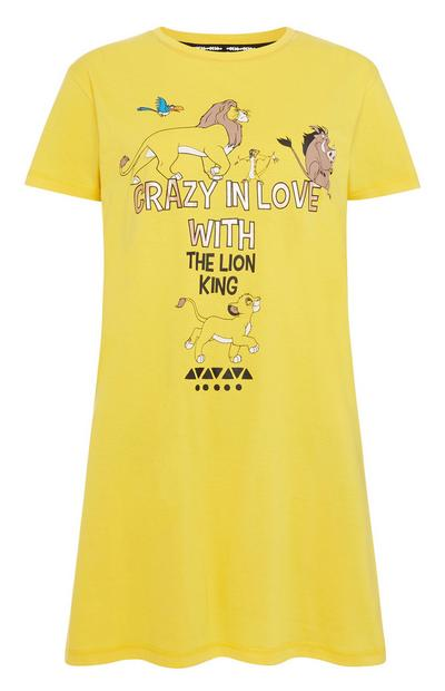Lion King Night Shirt