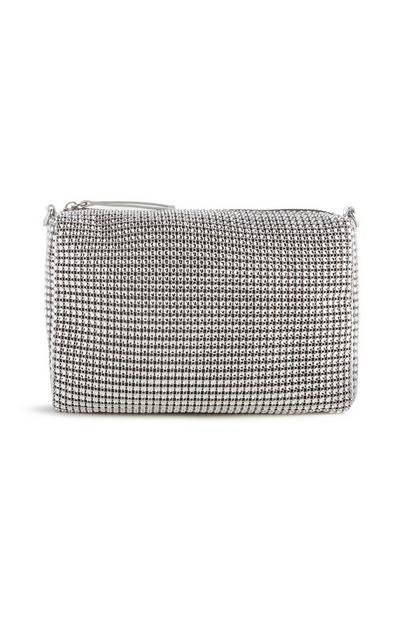 Diamante Small Zip Bag