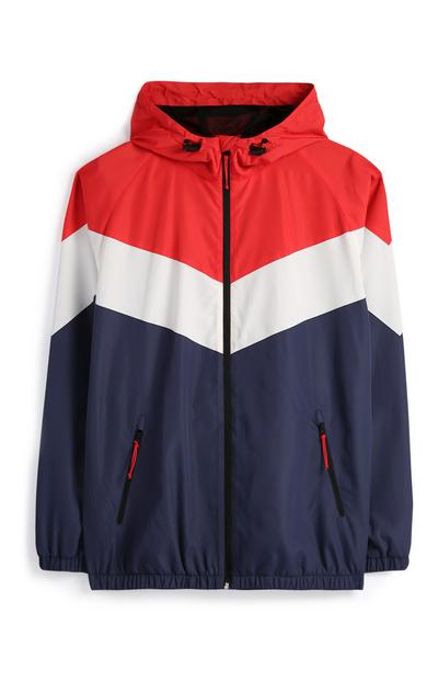 Colour Block Jacket