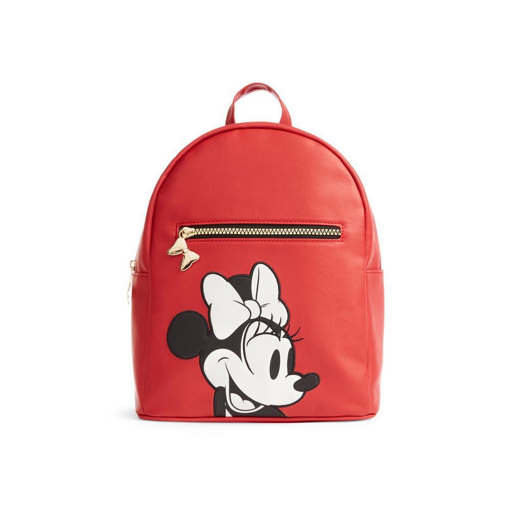 61e2435ef Mochila roja de Minnie Mouse | Bolsos, carteras y monederos | Mujer ...