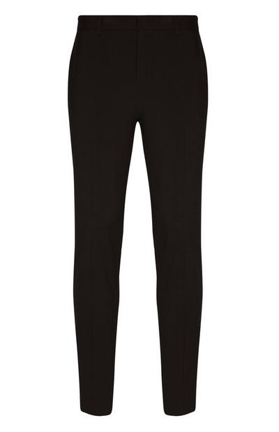 Black Twill Trousers