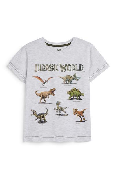 Younger Boy Jurassic World T-Shirt