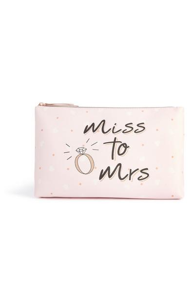 Bridal Washbag